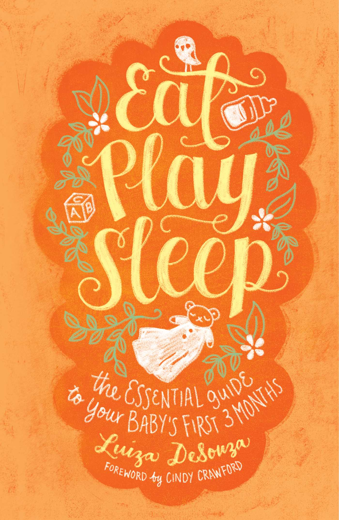 "Bookcover: ""Eat, Play, Sleep"" by Luiza DeSouza"
